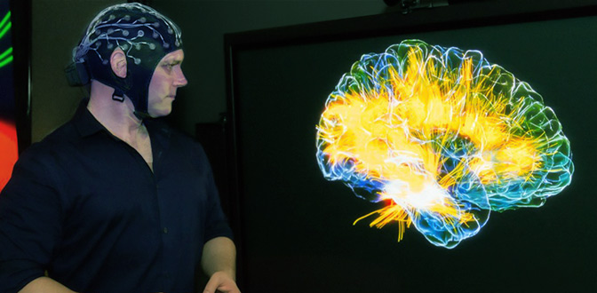 Brain tech, The Acid LIVE and interactive visual magic